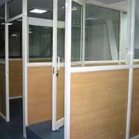 Partition Glazing