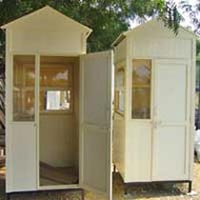 Steel Prefabricated Huts
