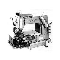 High Speed Multiple Needle Chain Stitch Sewing Machine