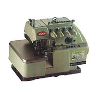 Over Edging Chain Stitch Sewing Machine