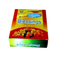 Blessings Floral Incense Sticks