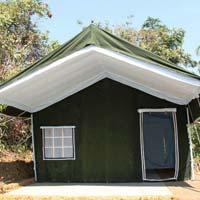 Jungle Safari Resorts Tents 02