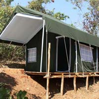 Jungle Safari Resorts Tents