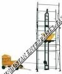Builder Hoist Machine 04