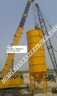 Cement & Fly Ash Silo 01