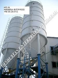 Cement & Fly Ash Silo 03