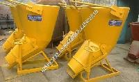 Construction Material Controlled Concrete Bucket