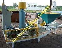 Pneumatic Cement Feeding Pump 01