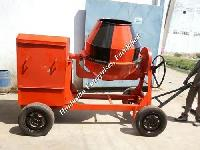 Portable Concrete Mixer 01