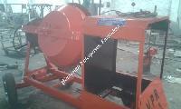 Portable Concrete Mixer 06