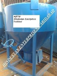 Side Discharge Arrangement Cone Type Concrete Bucket 05