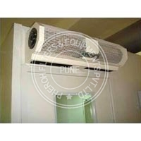 Compact Air Curtain