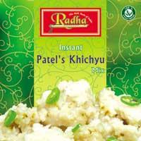 Instant Patel's Khichyu Mix
