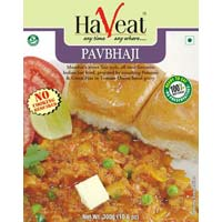 Ready To Eat Product (Pav Bhaji)