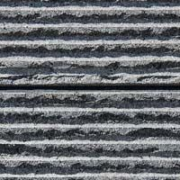 Line Chiseled Granite Stone
