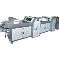 Double Station UV Coating and Curing Machine