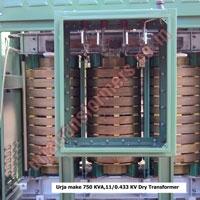 Dry Transformer VPI 02