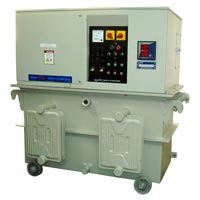 Oil Cooled Servo Stabilizer 02