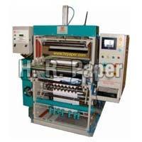 ATM Roll Making Machine (HR SR 120)