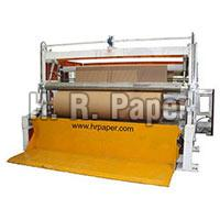 Jumbo Slitting Machine, Rewinding Machine