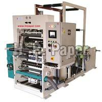 ATM Roll Making Machine (HR SR 120 FP)