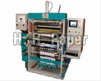 Tapeless Atm Roll Making Machine