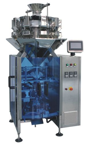 Collar Type Form Filling & Sealing Machine
