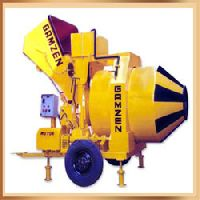 reversible mixer machine