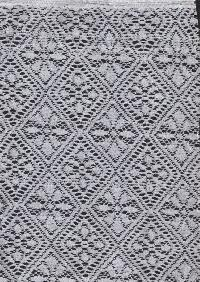 Floral Net Fabric 03