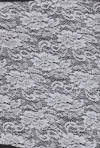Floral Net Fabric 09