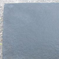 Black Brushed Limestone