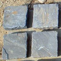 Black Sandstone Cobbles
