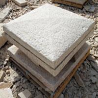 Sandstone Pier Caps