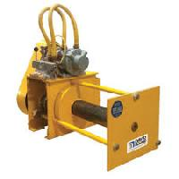Air & Electric Industrial Winches