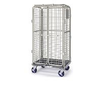 roll cafe parcel trolley