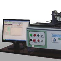 Computerized Torsion Spring Tester