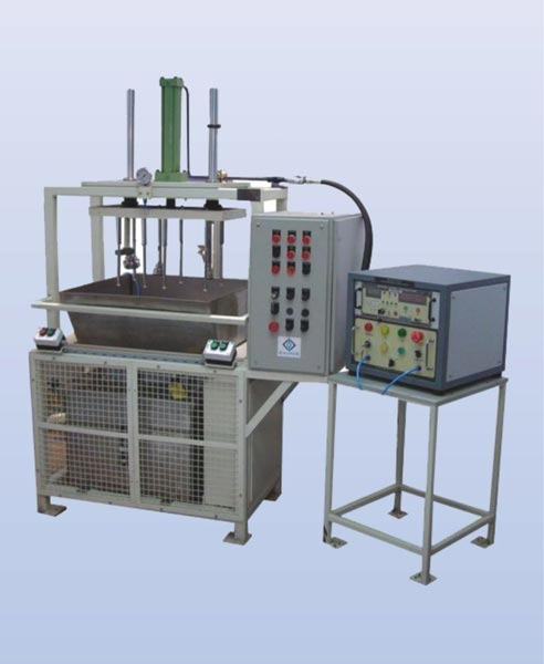 Hydraulically Operated Performance Test Rig 02