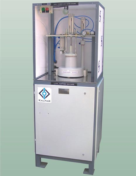 Pneumatically Operated Performance Test Rig 03