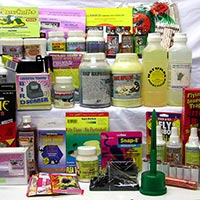 Agro Chemicals Packaging Labels