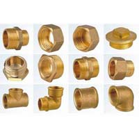 Brass Fittings - Pipe Fittings