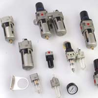 Filter + Regulator + Lubricator