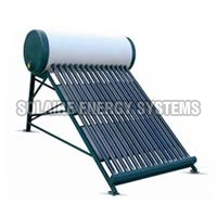 Evacuated Tube Collector Solar Water Heater (200 LPD)