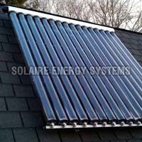 Evacuated Tube Collector Solar Water Heater (500 LPD)
