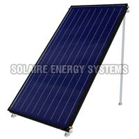 Flat Plate Collector Solar Water Heater (200 LPD)