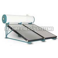 Flat Plate Collector Solar Water Heater (300 LPD)