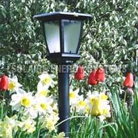 Solar Garden Illuminating Systems