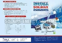 Solmax Solar Power Grid Connect System