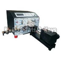 PVC Wire Cutting & Stripping Machine