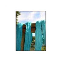 2-10s Spun Polyester Dyed Yarn