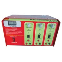 Motorcycle Battery Charger 3 Channel
